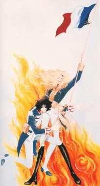 « La Rose de Versailles» fut l'un des plus grands succès de l'histoire du manga.