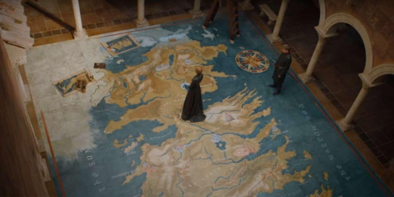 Image issue de la bande-annonce de la saison 7 de« Game of Thrones».