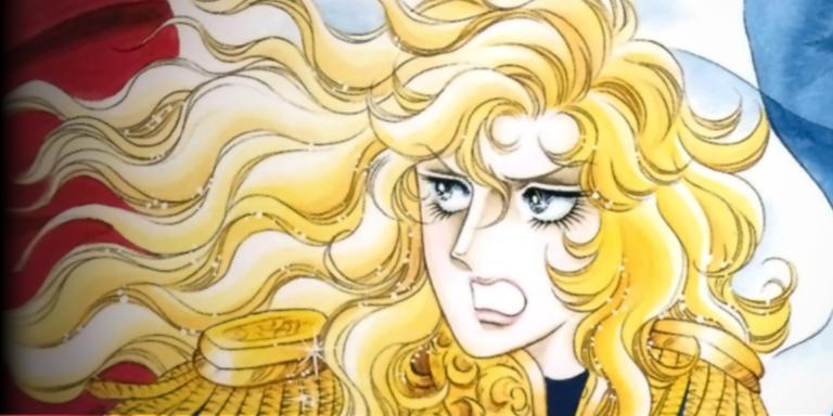 « La Rose de Versailles» est le premier manga à parler de la Révolution française.