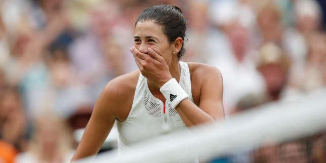 Tennis: Garbine Muguruza s'offre son premier Wimbledon en renversant Venus Williams