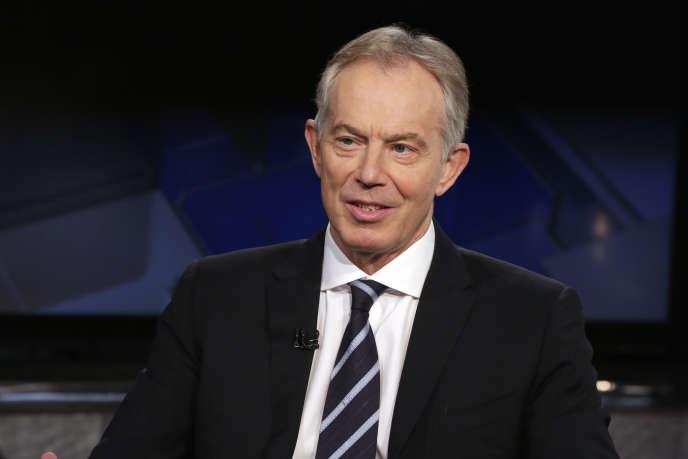 Tony Blair a été premier ministre entre 1997 et 2007. (AP Photo/Richard Drew, File)