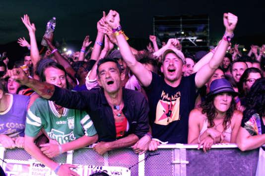 12 000 personnes ont assisté à la première soirée du festival El Candestino, samedi 15 juillet à Guéret.