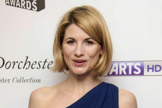 Jodie Whittaker sera la première femme à interpréter le Docteur.