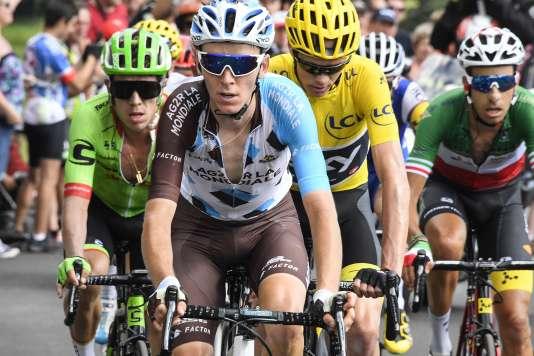 Afin de « changer sa routine», Romain Bardet devrait opter pour un programme sensiblement différent à celui de ses années passées avant d'aborder le Tour de France.