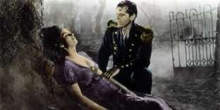 «The terror»(1963) de Roger Corman, avec Jack Nicholson et Sandra Knight.