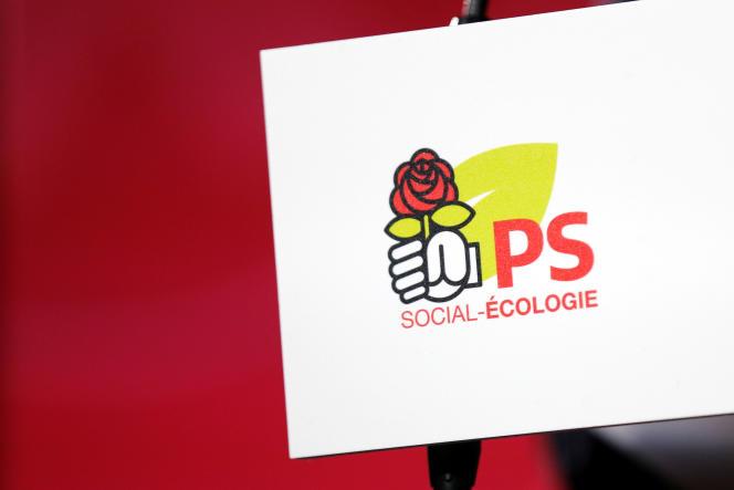 Au siège du Parti socialiste, en novembre 2016.