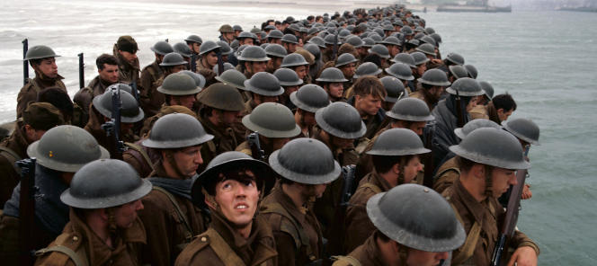 Pour l'historien des armées Jérôme de Lespinois, le« Dunkerque» de Christopher Nolanignore la contribution des Français à la réussite de l'opération« Dynamo».