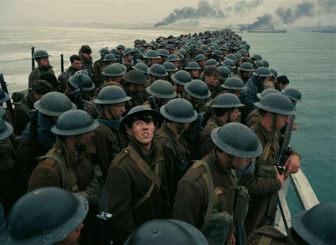Plus qu'un film de guerre, le« Dunkerque» de Christopher Nolan est un« survival», un film de survie.