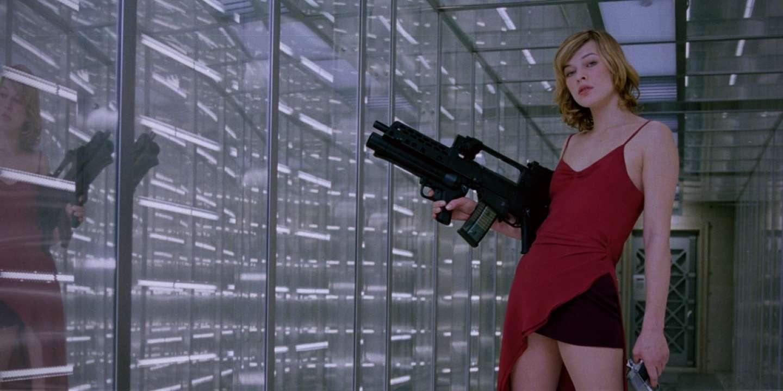 La série de jeux vidéo« Resident Evil» a été adaptée en films.