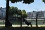 Au bord de la Seine pendant la canicule, le 19 juin, à Paris.