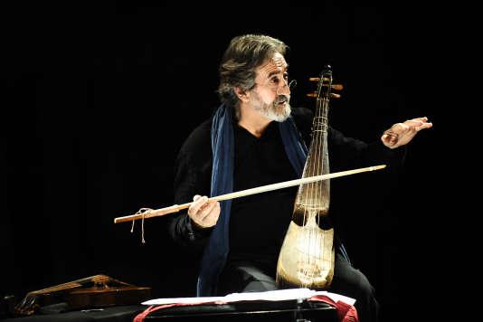 Jordi Savall, Rebab & Viola.
