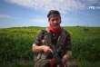 Capture d'écran de la vidéo postée par le YPG en hommage à Robert Grodt, le 10 juillet.