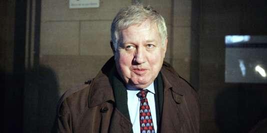 Gilles Ménage, le 23février 2005.