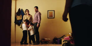 «La Région sauvage» , film mexicain d'Amat Escalante.