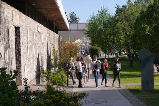 Depuis trois ans, Florent Verdier sillonne les tribunaux administratifs pour plaider la cause de ses clients, en majorité des étudiants recalés en master.