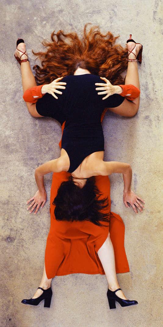 Photo extraite de la série « Pornographie » (2002), d'Edouard Levé.