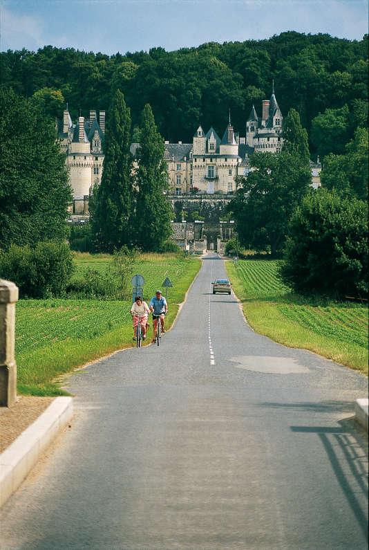 N'hésitez pas à faire un petit détour par le château d'Ussé.