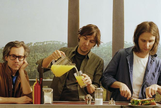 Le groupe pop originaire de Versailles, Phoenix, déclare son amour à l'Italie, sur son nouvel album« Ti Amo».