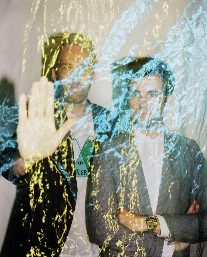 Polo & Pan – Paul Armand-Delille et Alexandre Grynszpan – se sont rencontrés en 2012 dans la légendaire discothèque Le Baron, à Paris.