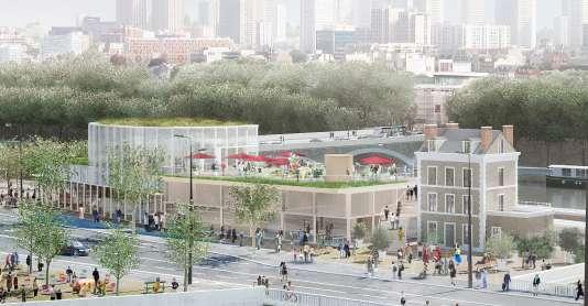 Vers des centres d'accueil d'urgence mieux intégrés dans le tissu urbain parisien ?