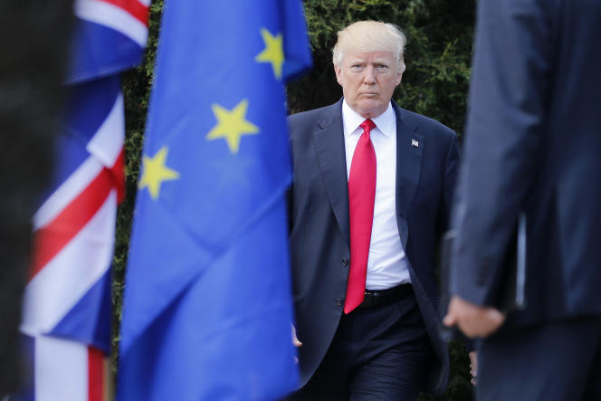 Au protectionnisme de Donald Trump, Bruxelles répond par une accélération des discussions avec le Mexique et le Mercosur.