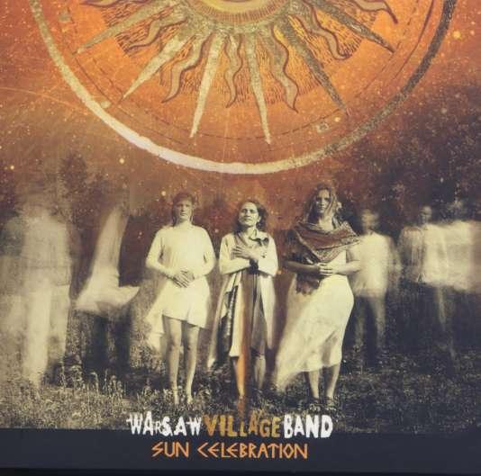 Pochette de l'album «Sun Celebration» de Warsaw Village Band