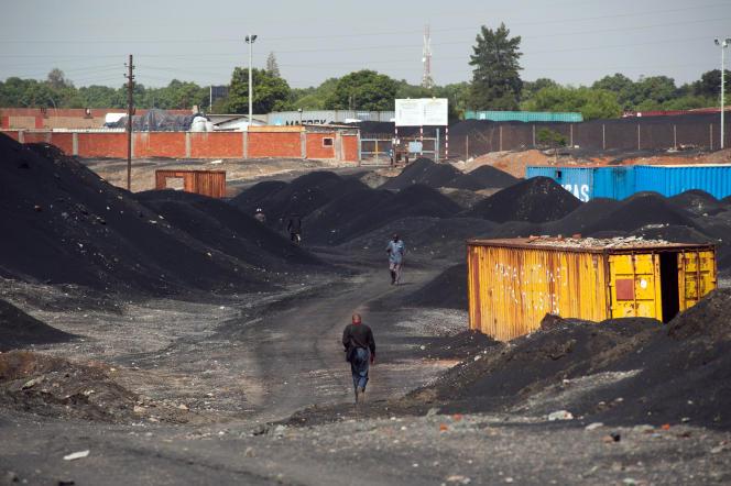 La Gécamines, entreprise minière publique de la République démocratique du Congo, à Lubumbashi, en 2011.