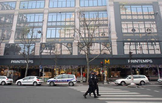 Le Printemps va consacrer trois étages à la gastronomie française boulevard Haussmann à Paris. Ouverture prévue en 2018.