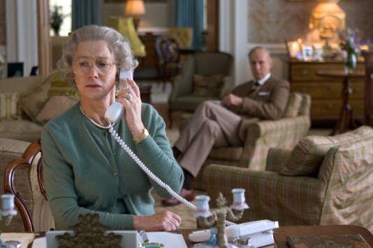 Helen Mirren (Elizabeth II) et James Cromwell (le prince Philipp)
