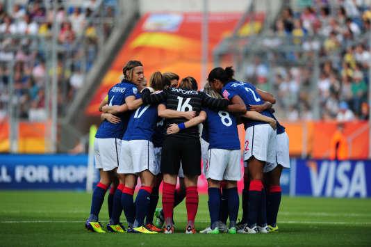 Les Bleues se sont révélées au Mondial 2011.