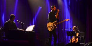 Le spectacle « Un été aux Baudets», par le pianiste Alexis Anerilles, le guitariste Victor Paimblanc et la violoncelliste Valentine Duteil. Avec en plus le comédienMaxime Costa.