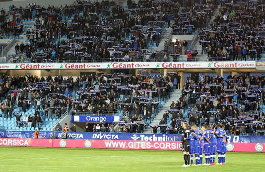 Le SC Bastia devrait évoluer en National 1.