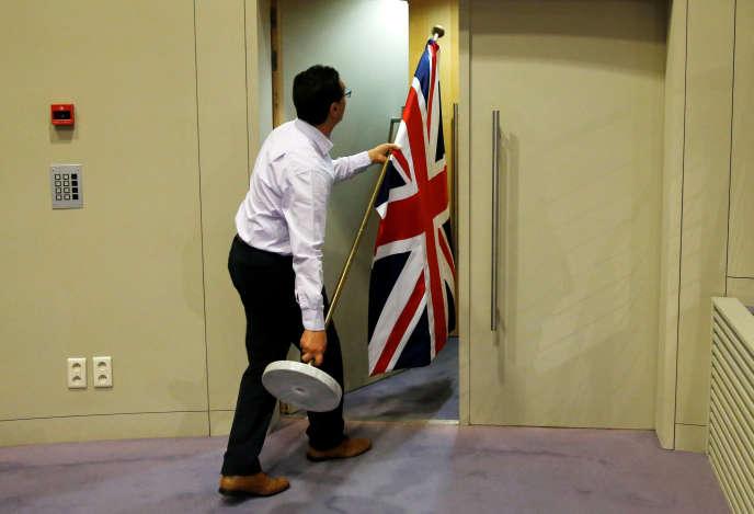 Selon des sources diplomatiques européennes, elles pourraient bien prendre du retard faute de « clarté » du côté britannique.