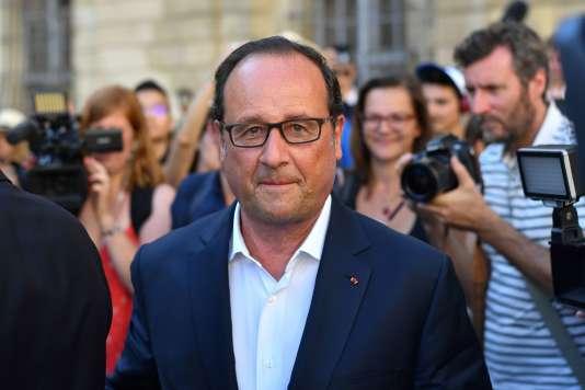 Le prolongement du plan de 500 000 formations a été décidé sous le quinquennat de François Hollande.