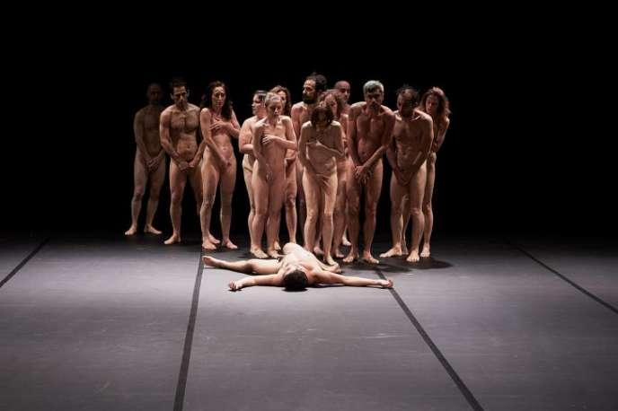 Bestie di scena, d'Emma Dante au Gymnase Aubanel, Avignon, jusqu'au 25 juillet.
