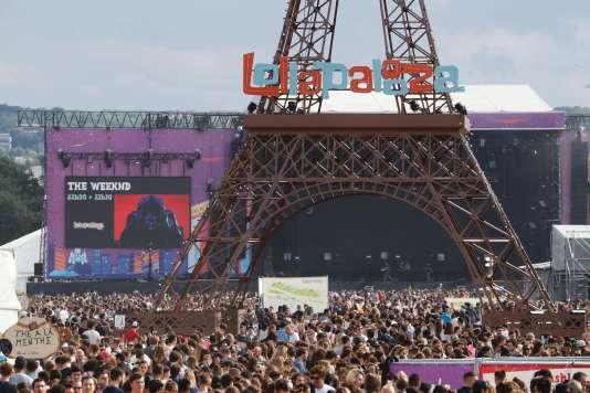 Première édition parisienne du festival Lollapalooza.