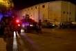 Les forces de sécurité jordaniennes encerclent l'ambassade d'Israël à Amman, le 23 juillet.