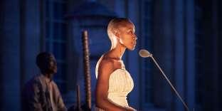 Extrait du spectacle «Dream mandé - Djata» de Rokia Traoré.