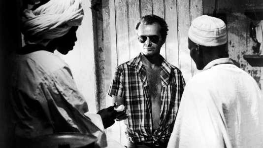 Jack Nicholson dans «Profession : reporter», de Michelangelo Antonioni (1975).