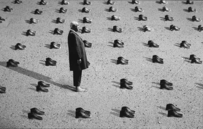 « Le témoin» (2002), de Gilbert Garcin.