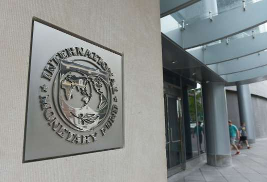Le siège du Fonds monétaire international, en 2015.