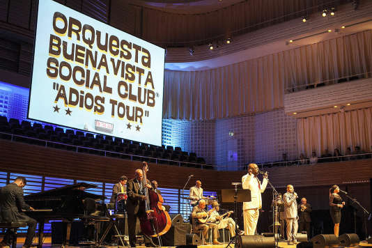 «Buena Vista Social Club, Adios», documentaire américain et cubain de Lucy Walker.