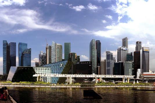 La ville de Singapour, un modèle de la«smart city».