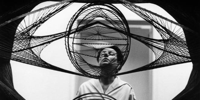 «Peggy Guggenheim, la collectionneuse», documentaire de Lisa Immordino Vreeland.