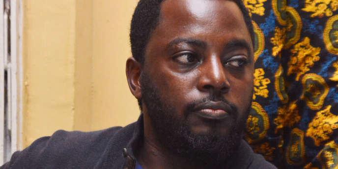 Zoé Kabila (ici à Kinshasa en octobre 2014), le frère du président congolais, est député depuis 2012.