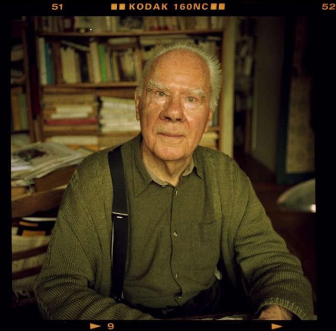 Le philosophe André A. Devaux.
