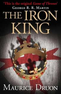 La couverture américaine des«Rois maudits».