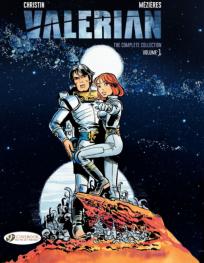 «Valérian et Laureline» dans une édition américaine.