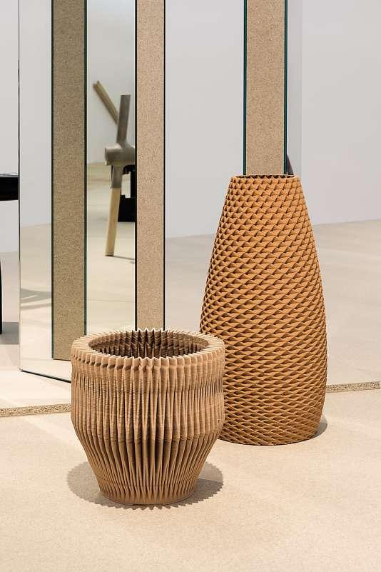 Object #I et #2 d'Olivier van Herpt