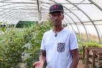 Hassan a 36 ans. Soudanais, il s'est installé en février 2016 à Vichy dans l'Allier.
